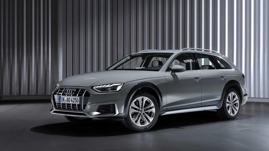 Audi A4 2020 lộ diện, hầm hố hơn và thêm công nghệ - Hình 5