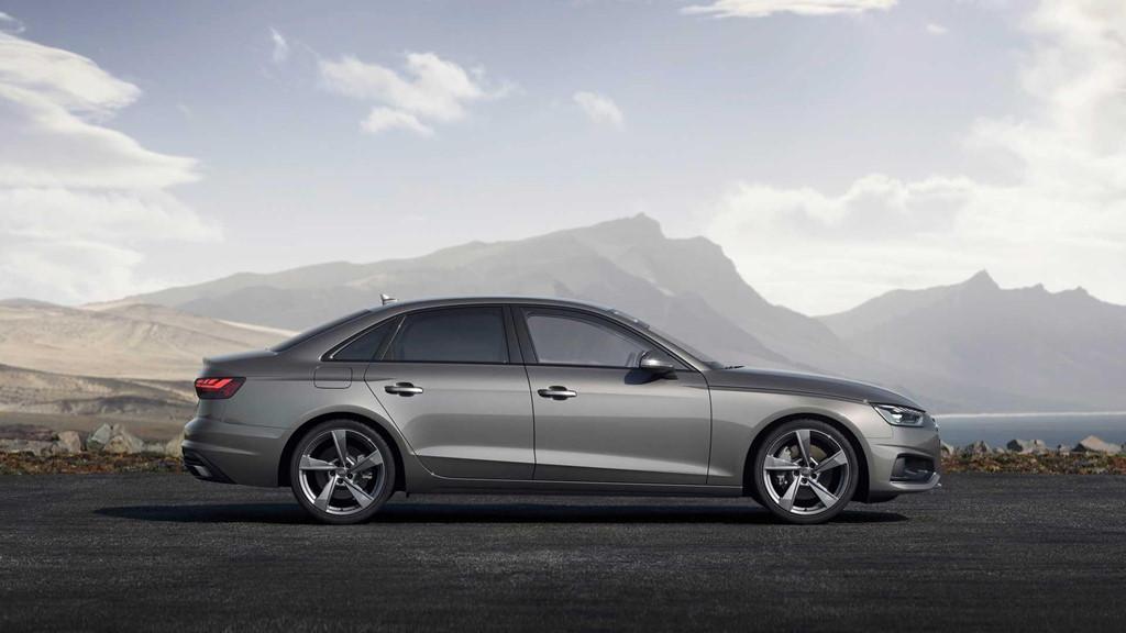 Audi A4 2020 lộ diện, hầm hố hơn và thêm công nghệ - Hình 9