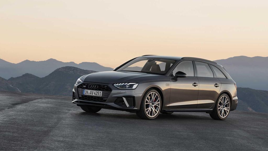 Audi A4 2020 lộ diện, hầm hố hơn và thêm công nghệ - Hình 2