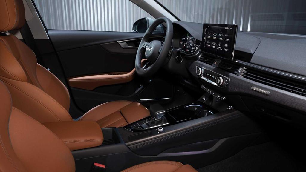 Audi A4 2020 lộ diện, hầm hố hơn và thêm công nghệ - Hình 7
