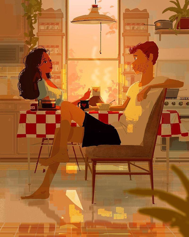 Bạn có biết, tình yêu được vun đắp từ những điều nhỏ nhặt như thế? - Hình 6