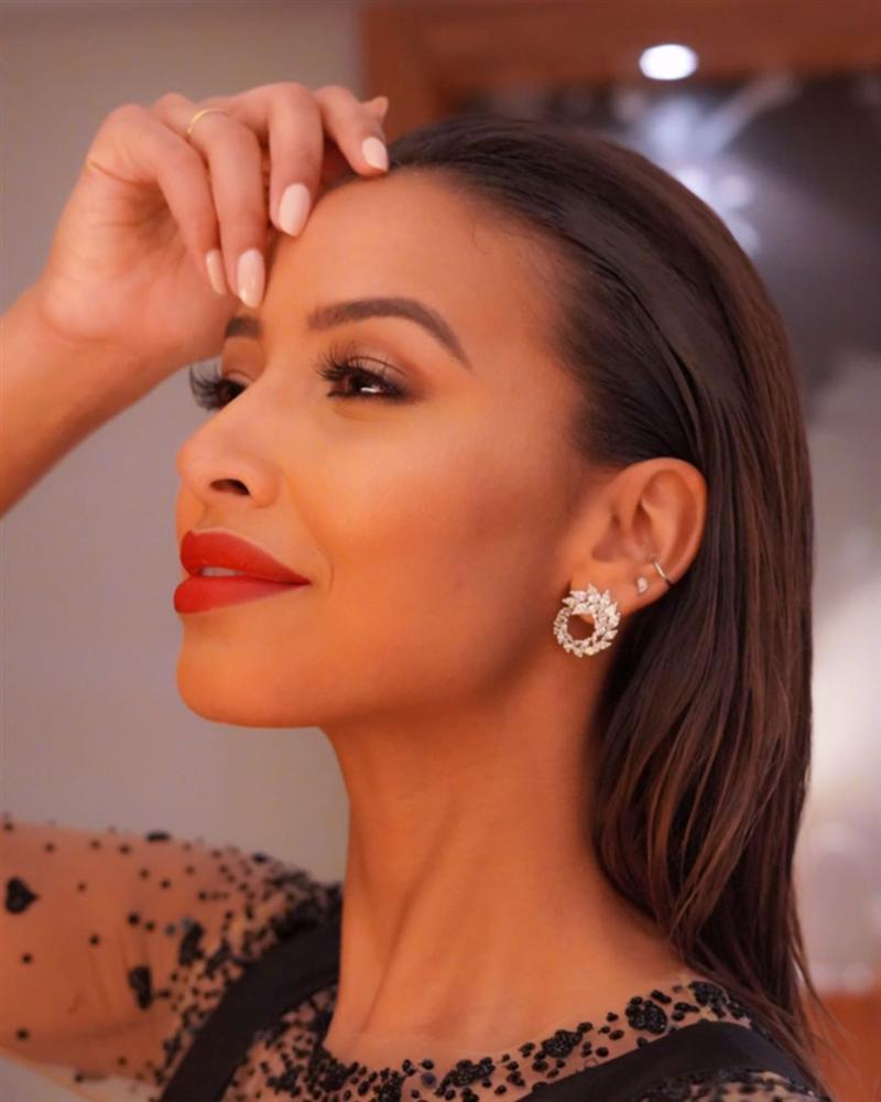Bản tin Hoa hậu Hoàn vũ 18/5: Võ Hoàng Yến chặt đẹp từ Pia tới Hoàng Thùy với thời trang mặc cũng như không - Hình 13