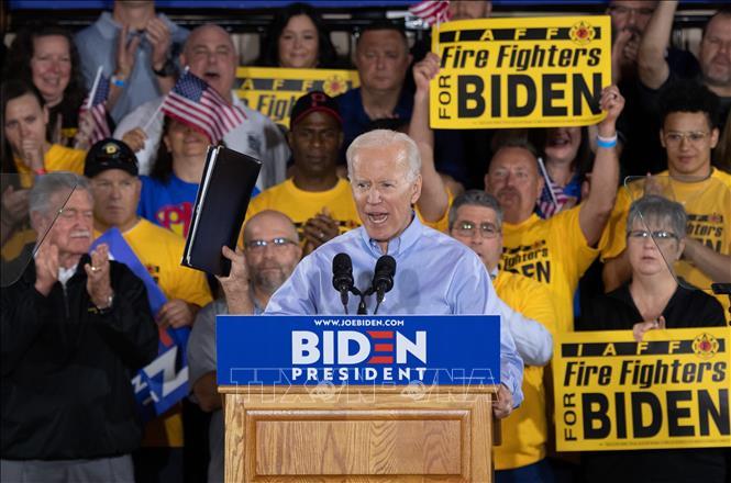 Bầu cử Tổng thống Mỹ 2020: Triển vọng của cựu Phó Tổng thống J.Biden - Hình 1