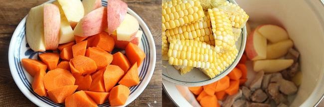 Bữa tối ngày hè chán cơm, chỉ cần một món canh này là vừa ngon vừa đủ chất - Hình 2