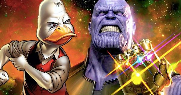 Có thể bạn không biết: Đây là cách Howard the Duck xuất hiện trong Avengers: Endgame - Hình 1