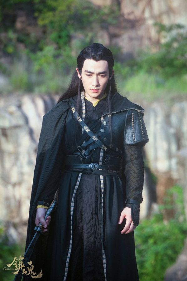 Đặng Luân - Chu Nhất Long dẫn đầu trong tứ đại mỹ nam phim cổ trang - Hình 5