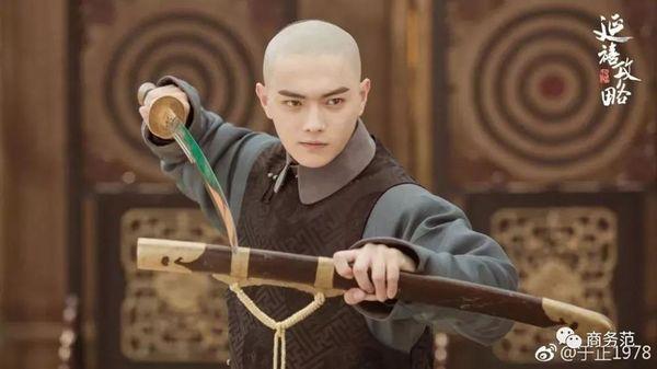 Đặng Luân - Chu Nhất Long dẫn đầu trong tứ đại mỹ nam phim cổ trang - Hình 8