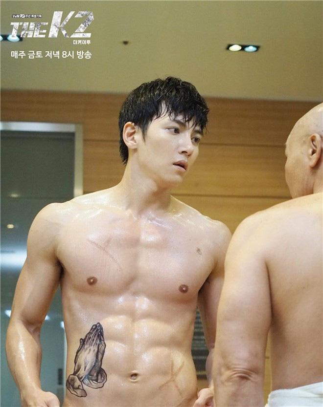 Đời buồn của Ji Chang Wook: Hứa với fan khi nhập ngũ sẽ ráng có cơ bụng đẹp, ai dè tăng hẳn 12 kg! - Hình 10