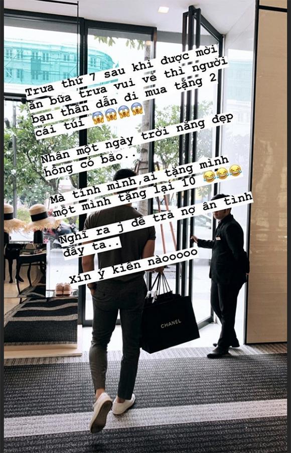 Được Kim Lý tặng quà không lý do, Hà Hồ sung sướng đến mức gọi người yêu bằng từ này - Hình 1