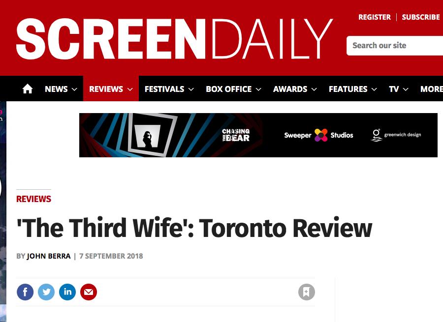 Gây tranh cãi vì cảnh nóng của diễn viên chưa đủ tuổi, báo chí nước ngoài nhận xét gì về Vợ Ba? - Hình 2