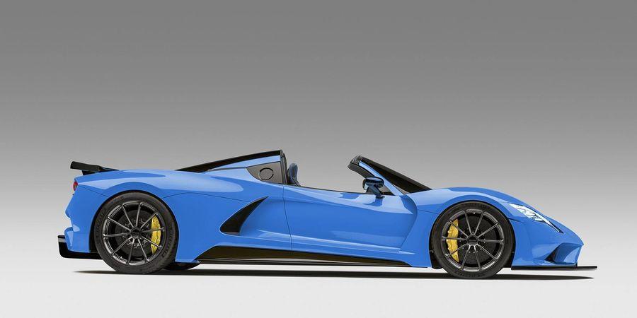 Hennessey có thể sẽ xây dựng phiên bản Roadster của Venom F5 hơn 1.600 mã lực - Hình 2