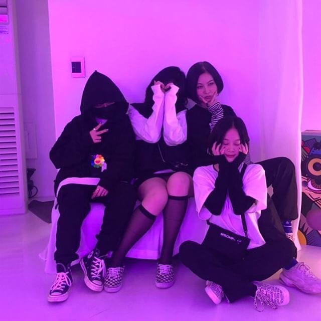 Hội bạn thân mới toanh gồm 4 du học sinh Việt tại Hàn, phong cách xinh xắn như idol sắp debut - Hình 8