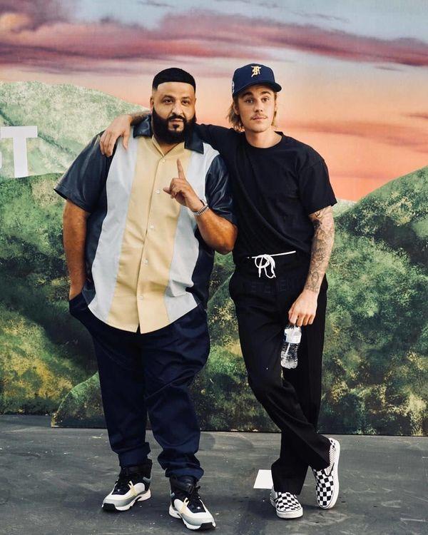 Justin Bieber xuất hiện trong album mới của DJ Khaled: Củng cố danh hiệu thánh hát ké - Hình 2