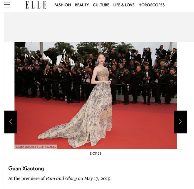 Không có Phạm Băng Băng, đây là nữ thần Trung Quốc đẹp nao lòng, gây bão với truyền thông quốc tế tại Cannes - Hình 5