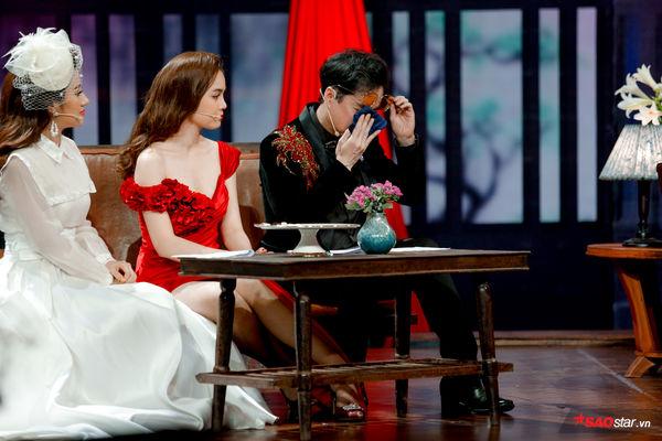 Lần đầu tiên Ngọc Sơn khóc trên sóng truyền hình kể về tuổi thơ cơ hàn trước khi nổi tiếng - Hình 5