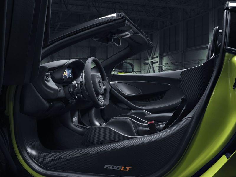 McLaren 600LT Spider phiên bản đặc biệt - Siêu phẩm chào mừng cột mốc 20.000 xe xuất xưởng chính thức ra lò - Hình 6