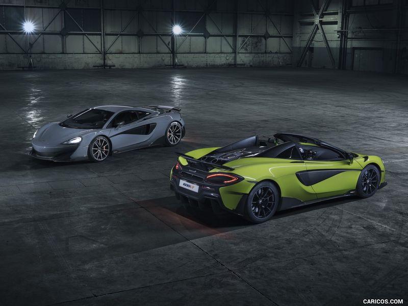 McLaren 600LT Spider phiên bản đặc biệt - Siêu phẩm chào mừng cột mốc 20.000 xe xuất xưởng chính thức ra lò - Hình 3