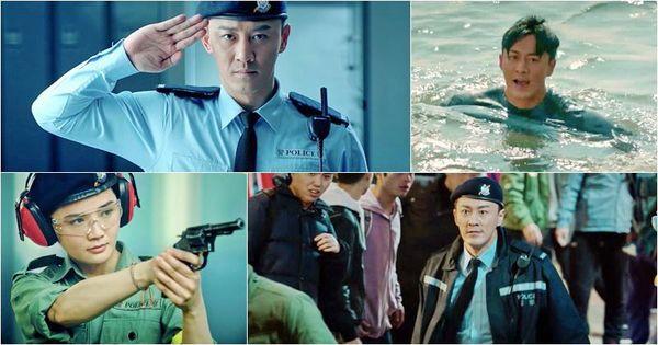 Nam diễn viên 72 tuổi Cao Hùng: Chưa ra sân đã thành tiêu điểm của cư dân mạng trong Cảnh sát cơ động PTU - Hình 2