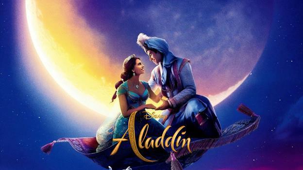 Ngộ chưa, Aladdin làm thiên hạ háo hức nghe nhạc còn hơn cả xem nội dung phim! - Hình 1