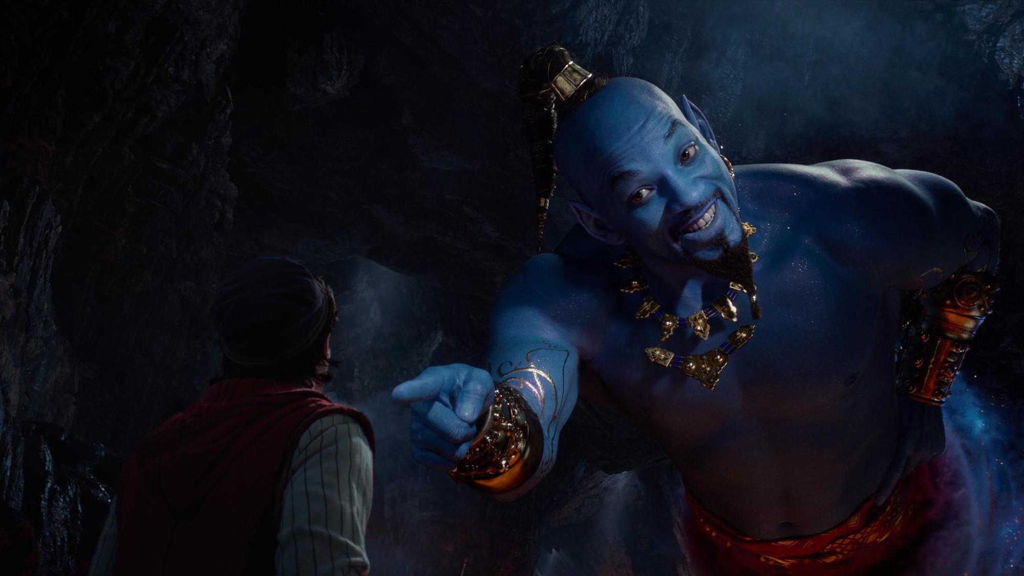 Ngộ chưa, Aladdin làm thiên hạ háo hức nghe nhạc còn hơn cả xem nội dung phim! - Hình 7