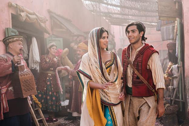 Ngộ chưa, Aladdin làm thiên hạ háo hức nghe nhạc còn hơn cả xem nội dung phim! - Hình 3