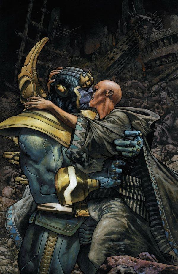 Những hành động kinh khủng chứng minh Thanos thực sự là tên bạo chúa vô nhân tính mà Marvel không đưa lên phim - Hình 5