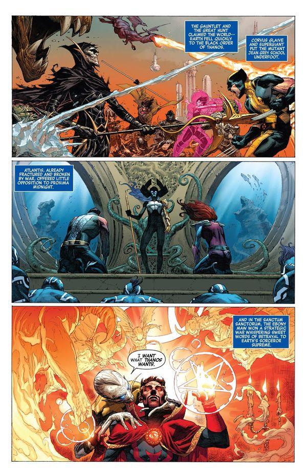 Những hành động kinh khủng chứng minh Thanos thực sự là tên bạo chúa vô nhân tính mà Marvel không đưa lên phim - Hình 6