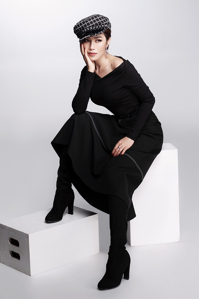 Nữ CEO xinh đẹp của Couple TX và hành trình dẫn đầu xu hướng thời trang - Hình 2