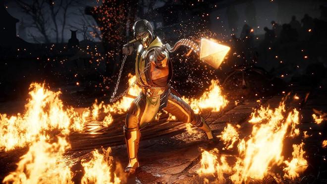 Phim mới dựa trên trò chơi Mortal Kombat ra mắt năm 2021 - Hình 1