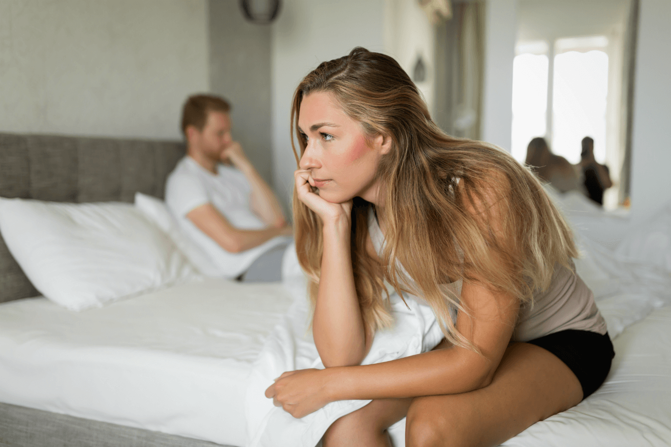 Rối loạn cực khoái khiến phụ nữ không đạt được cao trào khi làm chuyện đó - Hình 1