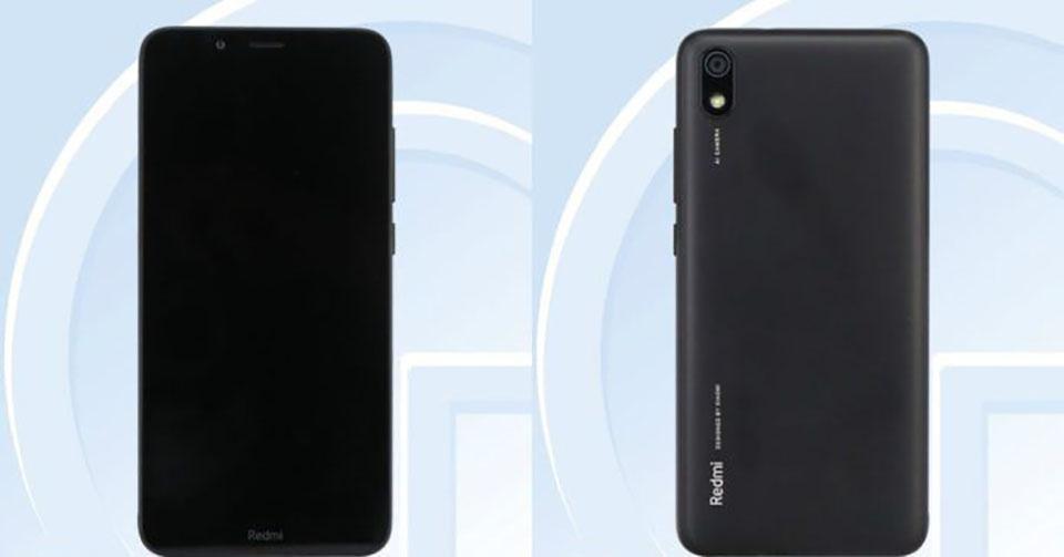 Smartphone giá rẻ Redmi 7A lộ cấu hình chi tiết trên TENAA - Hình 3
