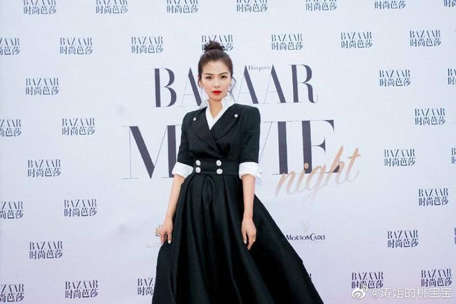 Sự kiện bên lề Cannes: Ming Xi - Sui He cạnh tranh sắc vóc khốc liệt, Lưu Đào - Quan Hiểu Đồng chẳng chịu lép vế - Hình 11