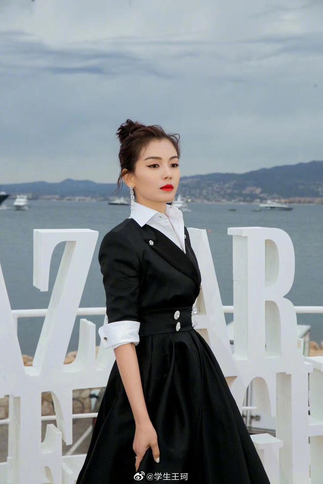 Sự kiện bên lề Cannes: Ming Xi - Sui He cạnh tranh sắc vóc khốc liệt, Lưu Đào - Quan Hiểu Đồng chẳng chịu lép vế - Hình 12