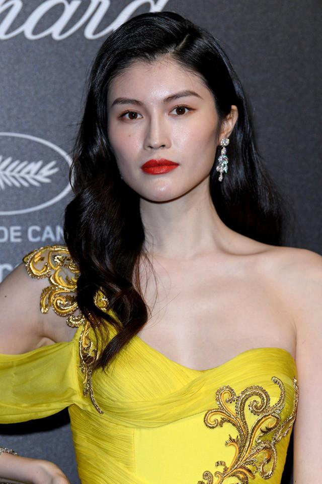 Sự kiện bên lề Cannes: Ming Xi - Sui He cạnh tranh sắc vóc khốc liệt, Lưu Đào - Quan Hiểu Đồng chẳng chịu lép vế - Hình 6