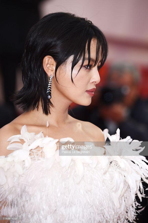 Thảm đỏ Cannes 2019 ngày 4: Sao Thái đọ sắc Hoa ngữ, Chompoo Araya hay Quan Hiểu Đồng nổi bật? - Hình 16