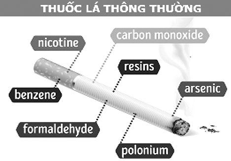 Thuốc lá - Hút loại nào cũng độc hại - Hình 1