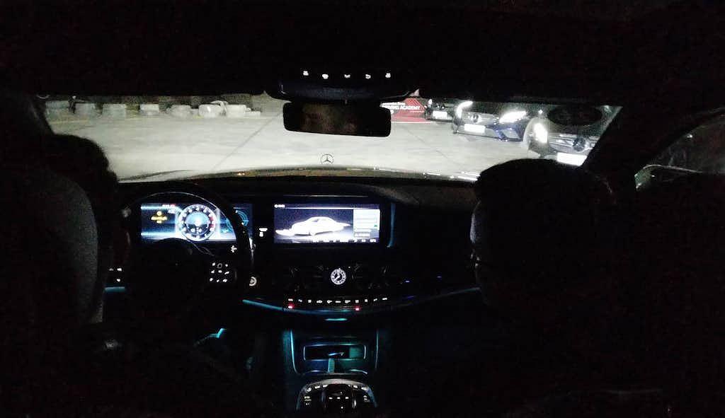 Tới Mercedes-Benz Driving Academy 2019, phải thử bài tập chưa từng có này! - Hình 4