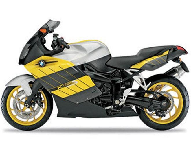 Top 10 siêu mô tô thể thao tốc độ nhanh nhất hành tinh - Hình 3