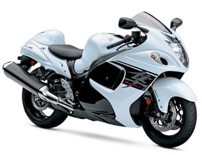 Top 10 siêu mô tô thể thao tốc độ nhanh nhất hành tinh - Hình 9