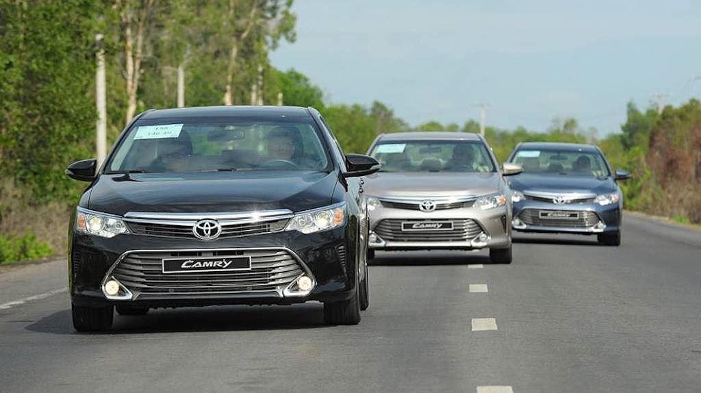 Toyota Camry tiếp tục Dẫn lối đam mê sau hơn 20 năm tại Việt Nam - Hình 7