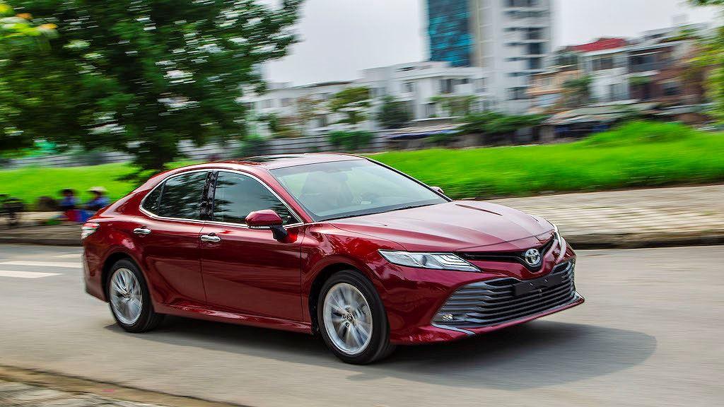 Toyota Camry tiếp tục Dẫn lối đam mê sau hơn 20 năm tại Việt Nam - Hình 24