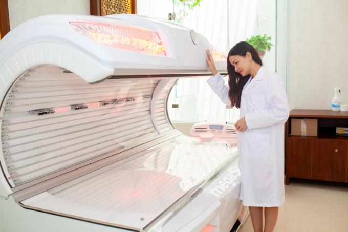 Trẻ hóa da với phương pháp chiếu sáng giúp tăng sinh collagen - Hình 2