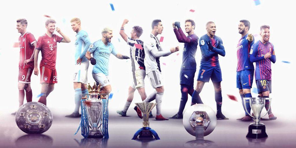 5 CLB hàng đầu châu Âu lập kỳ tích bảo vệ danh hiệu ở cùng mùa giải - Hình 4