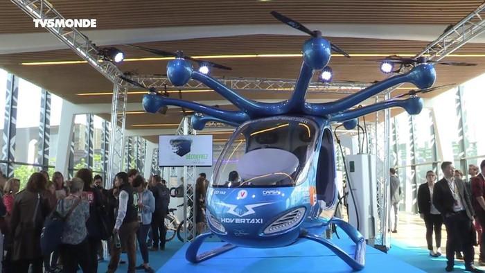 6 công nghệ độc lạ tại triển lãm thương mại công nghệ Pháp - Hình 4