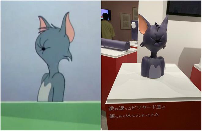 Bảo tàng Nhật Bản tưởng nhớ những pha bị troll của mèo Tom trong phim đang khiến cả cộng đồng mạng phát sốt - Hình 7