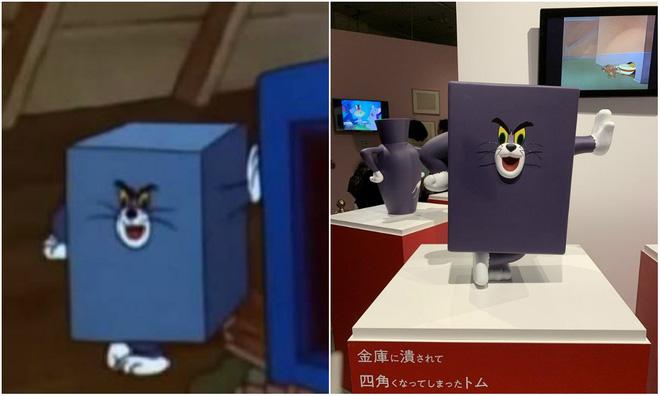 Bảo tàng Nhật Bản tưởng nhớ những pha bị troll của mèo Tom trong phim đang khiến cả cộng đồng mạng phát sốt - Hình 6