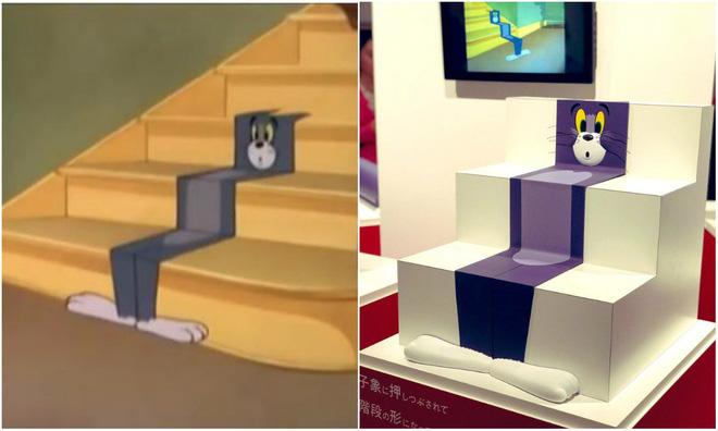 Bảo tàng Nhật Bản tưởng nhớ những pha bị troll của mèo Tom trong phim đang khiến cả cộng đồng mạng phát sốt - Hình 5