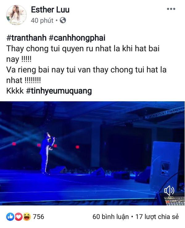 BB Trần chê Trấn Thành hát hụt hơi, phản ứng của Hari Won khiến netizen thích thú - Hình 1