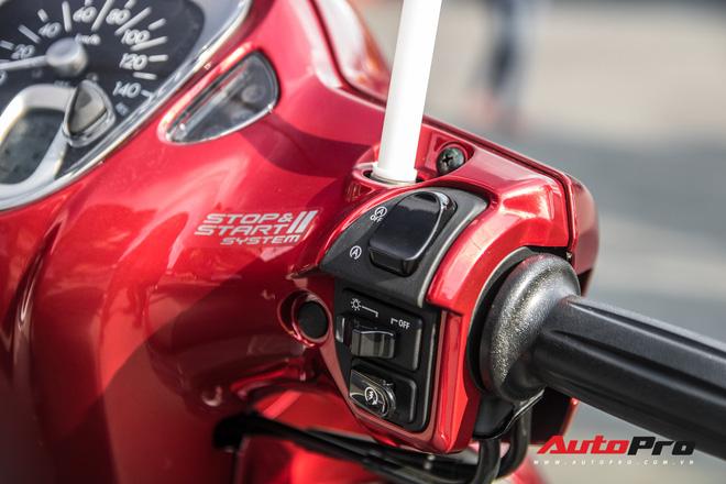Chi tiết xe tay ga Yamaha Latte vừa ra mắt: Dành cho nữ, nhiều tính năng, cạnh tranh Honda Lead - Hình 7