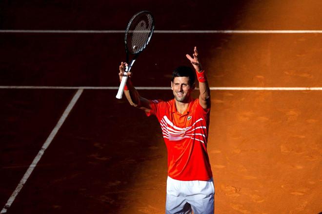 Chung kết trong mơ giữa Nadal và Djokovic tại Rome Masters - Hình 2